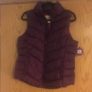 Magma Chevron Puffer Vest